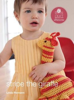 Stripe the Giraffe: E-Pattern from Little Crochet