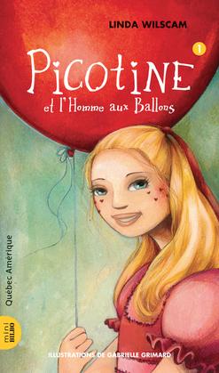 Picotine et l'Homme aux Ballons
