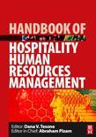 Handbook of Hospitality Human Resources Management