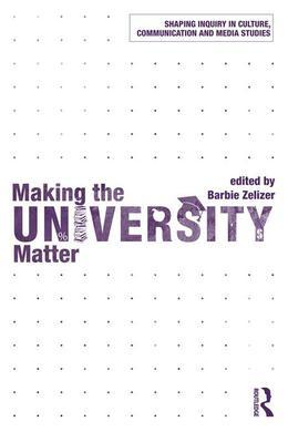 Making the University Matter