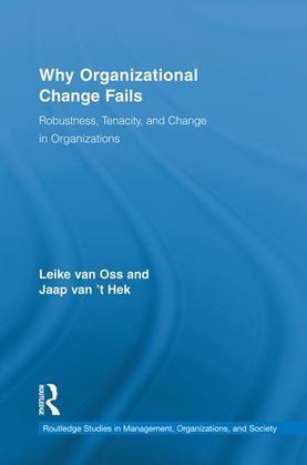 Why Organizational Change Fails