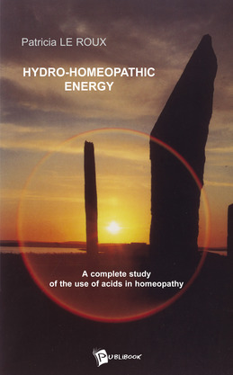 Hydro-Homeopathic Energy