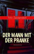 Der Mann mit der Pranke (Kriminalroman)