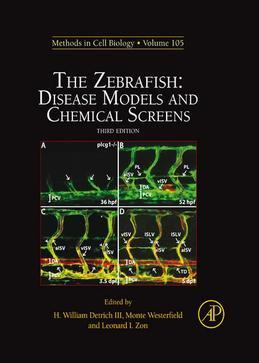 The Zebrafish: Disease Models and Chemical Screens