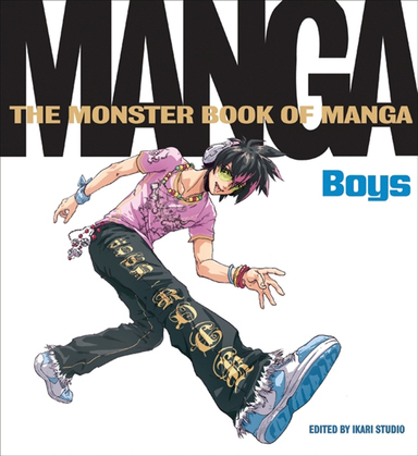 Monster Book of Manga: Boys