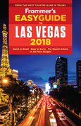 Frommer's EasyGuide to Las Vegas 2018