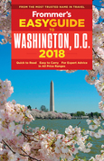 Frommer's EasyGuide to Washington, D.C. 2018