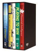 Harvard Business Review Leadership & Strategy Boxed Set (5 Books)