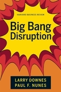 Big-Bang Disruption