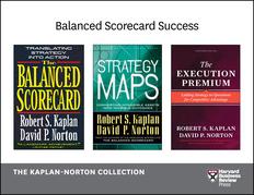 Balanced Scorecard Success: The Kaplan-Norton Collection (4 Books)