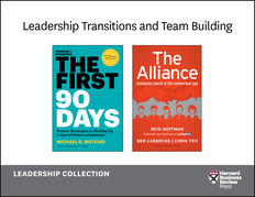 Leadership Transitions and Team Building: Leadership Collection (2 Books)
