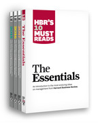 HBR's 10 Must Reads Big Business Ideas Collection (2015-2017 plus The Essentials) (4 Books) (HBR's 10 Must Reads)