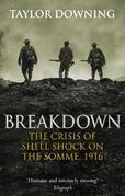 Breakdown: The Crisis of Shell Shock on the Somme