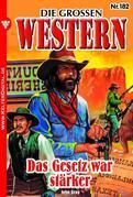 Die großen Western 182