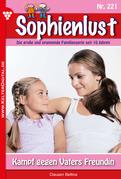 Sophienlust 221 - Liebesroman