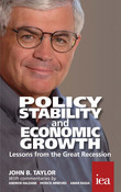Policy Stability and Economic Growth – Lessons from the Great Recession