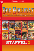 Doc Holliday Staffel 2 - Western
