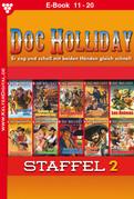 Doc Holliday Staffel 2 - Western