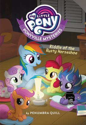 Riddle of the Rusty Horseshoe