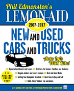 Lemon-Aid New and Used Cars and Trucks 2007–2017