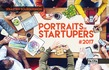 Portraits de startupers
