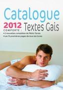 Catalogue des livres numériques Textes Gais 2012