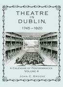 Theatre in Dublin, 1745–1820