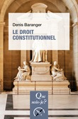 Le droit constitutionnel