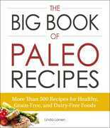 The Big Book of Paleo Recipes: More Than 500 Recipes for Healthy, Grain-Free, and Dairy-Free Foods
