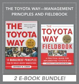 The Toyota Way: Management Principles and Fieldbook (EBOOK)