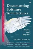Documenting Software Architectures: Views and Beyond, 2/e