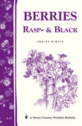 Berries, Rasp- & Black: Storey Country Wisdom Bulletin A-33
