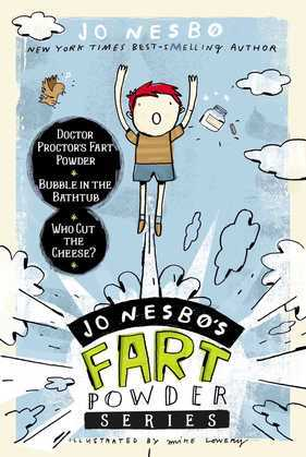 Jo Nesbo's Fart Powder Series
