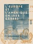 L'Europe et l'Amérique en 1822 et 1823