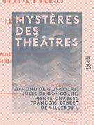 Mystères des théâtres