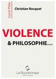 Violence et philosophie