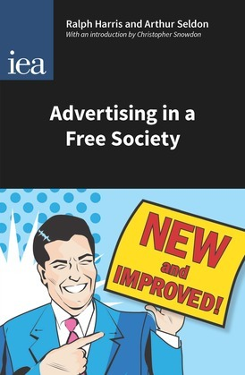 Advertising in a Free Society