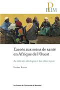 L'accès au soins de santé en Afrique de l'ouest