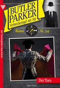 Butler Parker 94 - Kriminalroman