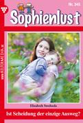 Sophienlust 345 - Familienroman