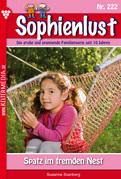 Sophienlust 222 - Liebesroman