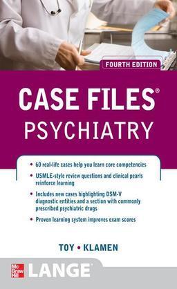 Case Files Psychiatry, Fourth Edition