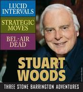 Stuart Woods: Three Stone Barrington Adventures