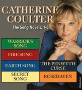 Catherine Coulter: The Song Novels 1-6