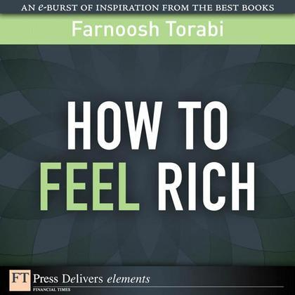 How to Feel Rich