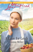 A Love For Leah (Mills & Boon Love Inspired) (The Amish Matchmaker, Book 4)