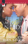 All He Needs (Mills & Boon Kimani) (Weddings by Diana, Book 3)
