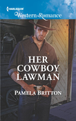 Her Cowboy Lawman (Mills & Boon Western Romance) (Cowboys in Uniform, Book 4)
