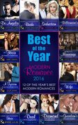 The Best Of The Year - Modern Romance 2016 (The Italian Titans, Book 1)