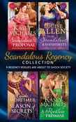 Scandalous Regency Secrets Collection (Mills & Boon e-Book Collections)